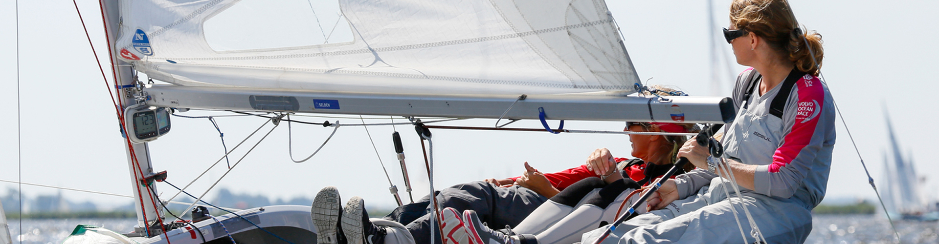 Ruyten One Design Keelboats Melges Yngling SB20